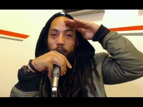PIXL et WIBAD at Party Time Reggae Radio show   06 NOV 2016