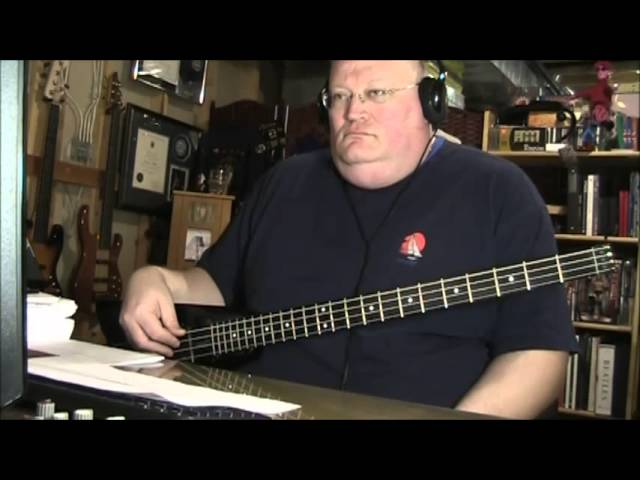 The Hollies Long Cool Woman In A Black Dress Bass Cover Chords