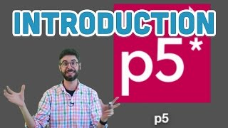 1.1: Introduction - p5.js Tutorial