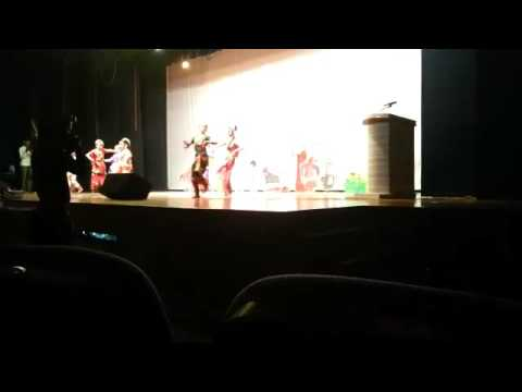 Ek dantaya vakratundaya gouri tanaya by podar international school ( CBSE )