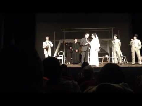 L'opera da tre soldi Brecht atto I 21/05/14