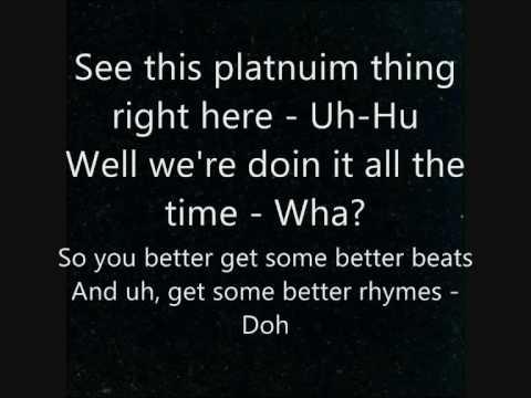 Limp bizkit - rollin with Lyrics!