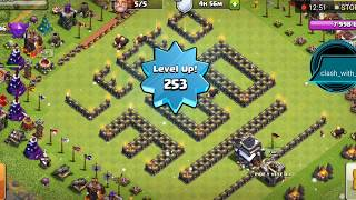 Road to Level 300 | Th 9 | req n leave clan | Pide Y Vete | Lets play clash of clans