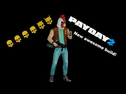 payday 2 new solo death sentence build works for one. Black Bedroom Furniture Sets. Home Design Ideas