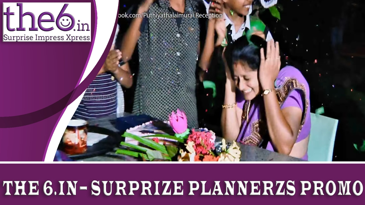 the6 in surprise planners chennai coimbatore personalised gifts