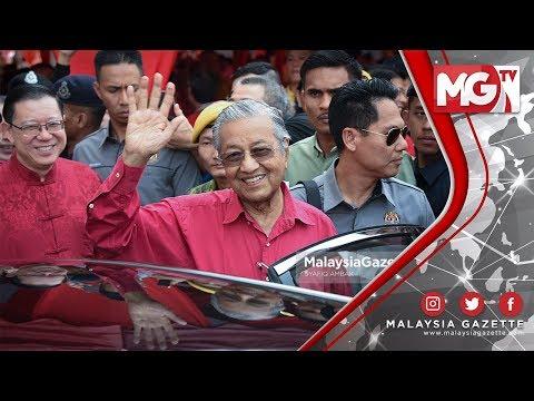 TERKINI : ROMBAKAN KABINET Pakatan Harapan? - Tun Mahathir