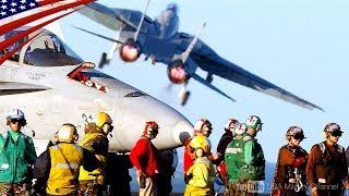空母で働く<赤・青・緑>などのシャツを着た人たちの仕事内容とは?【フライトデッキ・クルー】