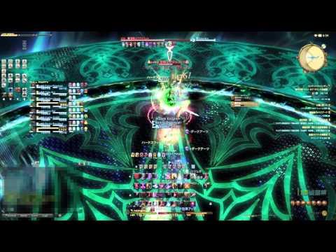 【FF14】蒼天幻想 ナイツ・オブ・ラウンド討滅戦 MT暗黒騎士視点