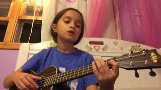 Grace Vanderwaal I Don't Know My Name tutorial ukulele