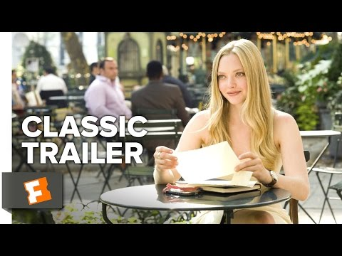 Letters To Juliet (2010) Official Trailer - Amanda Seyfried, Gael García Bernal Movie HD