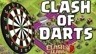 CLASH OF DARTS! || CLASH OF CLANS || Let's Play CoC [Deutsch/German Android iOS PC HD]