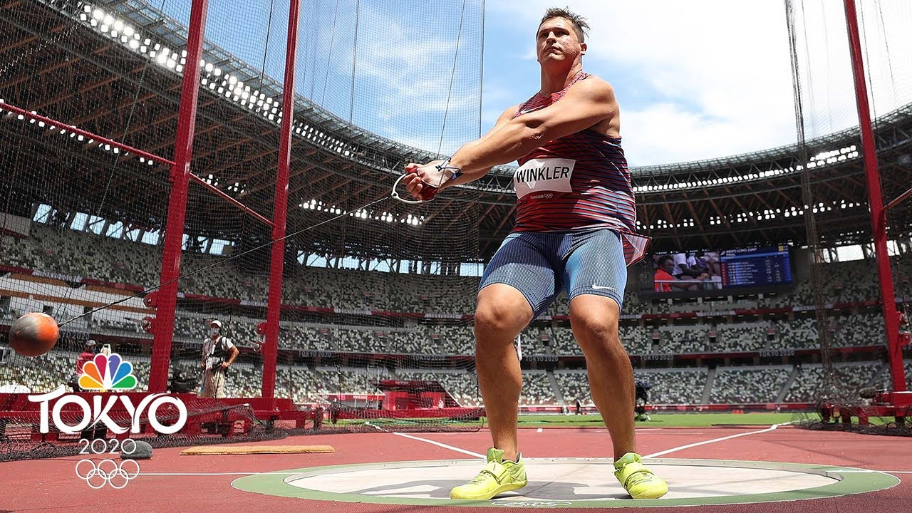 Download Biggest tosses from the men's hammer throw qualifying round at the Tokyo Olympics | NBC Sports