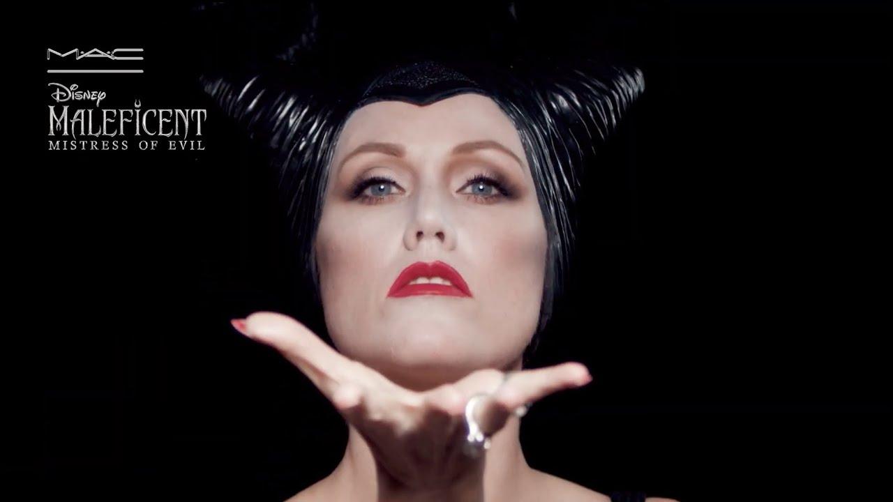 Maleficent Mistress Of Evil Tutorial Ft Michelle Clark Mac Cosmetics