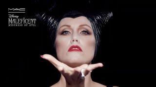 Maleficent: Mistress of Evil Tutorial ft. Michelle Clark | MAC Cosmetics