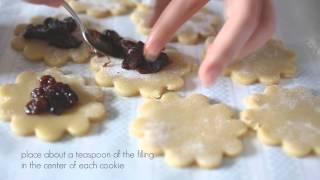 Paleo Hamantaschen Cookies For Purim (grain-free And Gluten-free)