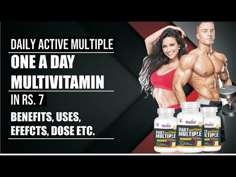 Zenith Daily Active Multiple One a Day Multivitamin Review