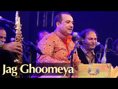 Jag Ghoomeya Live Performance by Ustad Rahat Fateh Ali Khan Mp3