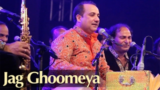 Jag Ghoomeya Live Performance by Ustad Rahat Fateh Ali Khan