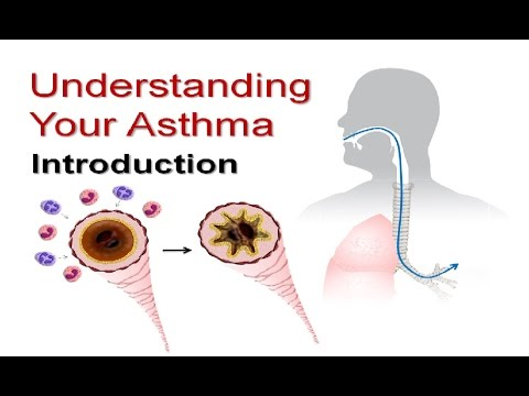 Understanding Your Asthma Part 1: Introduction to Asthma