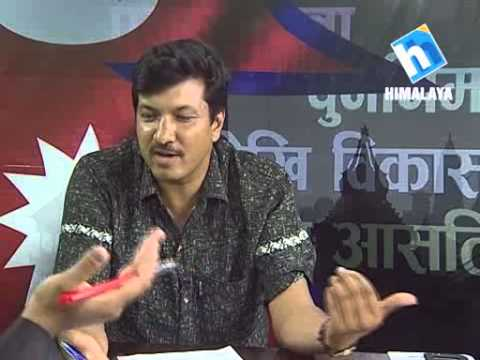 Repeat Satyapath - A Talk show with Jagdish Narshing Kc about Kumar