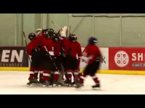 28OCT17 CAHA PeeWee Senators vs Wild - Shoot Out