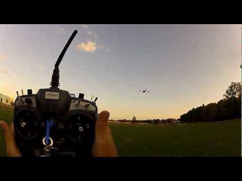 KK2 board GPS Hold? - YouTube