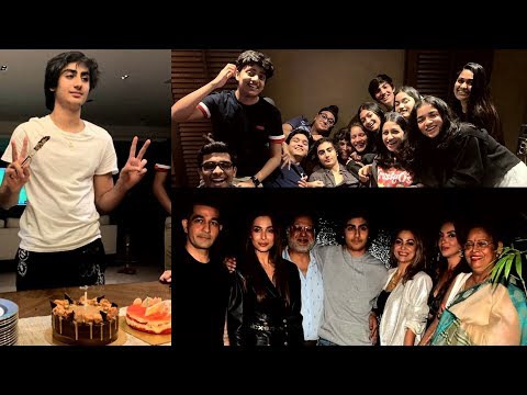 Malaika Arora Son Arhaan Khan's GRAND Birthday Celebration With Mom's Family & Friends Mp3