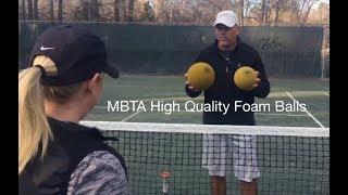 High Quality Foam Ball Lesson