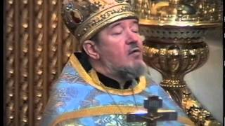 Введение во храм Пресвятой Владычицы нашей Богородицы и Приснодевы Марии.  4 декабря 1998 г.