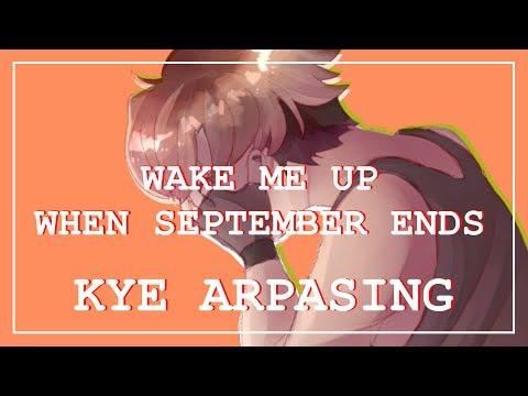 【kye-arpasing】wake-me-up-when-september-ends-+ust