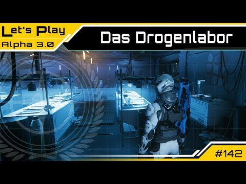 Star Citizen 3.0 🕹️ Das Drogenlabor auf Yela | LetsPlay [Deutsch/German]