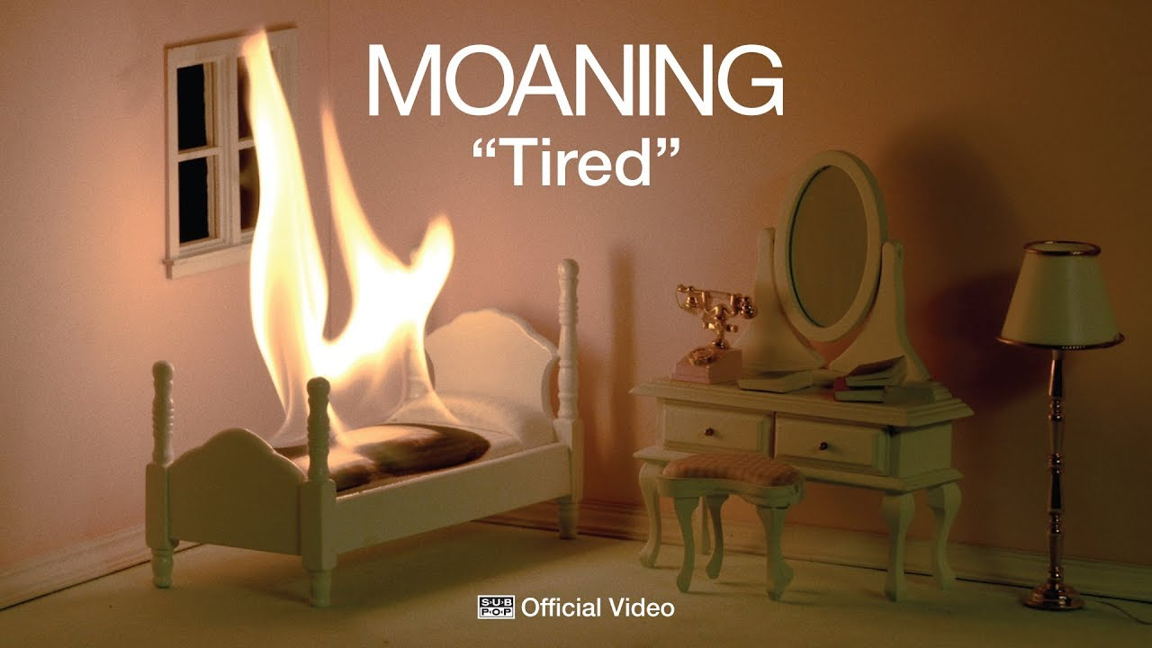 Moaning  - Tired [OFFICIAL VIDEO]
