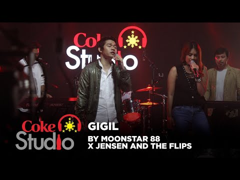 Coke Studio PH: Gigil by Moonstar88 X Jensen and the...