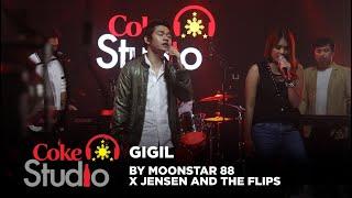 Video Coke Studio PH: Gigil by Moonstar88 X Jensen and the Flips download MP3, 3GP, MP4, WEBM, AVI, FLV November 2017