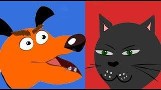 Смешные мультики про котов.Про кошек и собак. Удивительная кошка.Даниил Хармс.#Прокошек