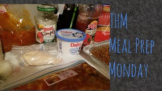 THM Meal Prep Monday