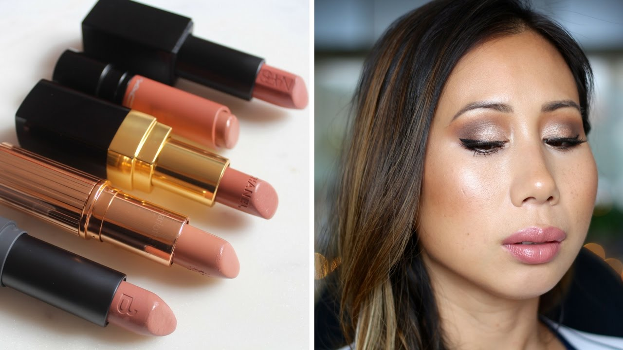 Nude Lipstick For Asian Skin