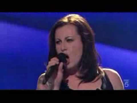 American Idol - Carly Smithson - Crazy On You