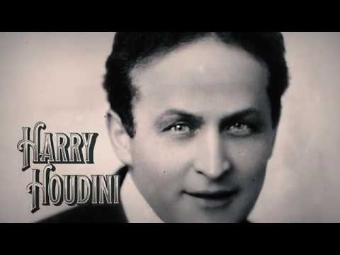 History Minute: Harry Houdini