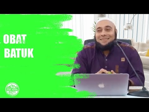 Dr Zaidul Akbar - Obat Batuk