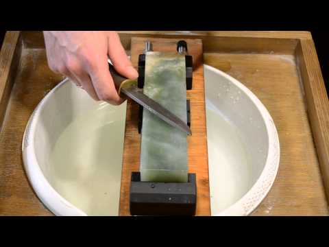 Точильный камень Зеленый Агат. Промежуточный обзор