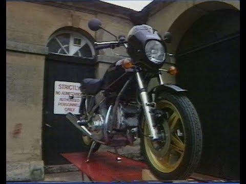 Vintage Motorbikes | Hesketh Motorbike | Wheels | 1980's
