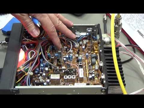 Tutorial: The bascis of  troubleshooting for HAM / CB radio. Repair President Lincoln