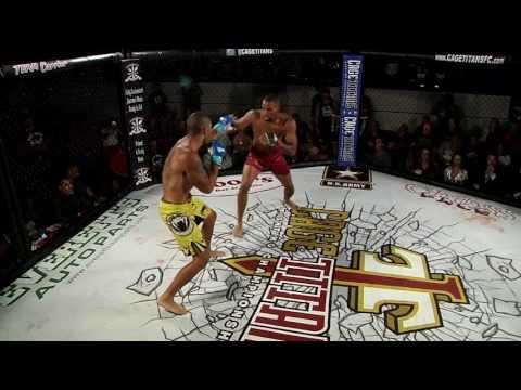 Cage Titans XXX: Justin Sumter vs Sean Evans