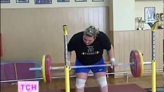 Українська важкоатлетка Ольга Коробка повернулась у спорт