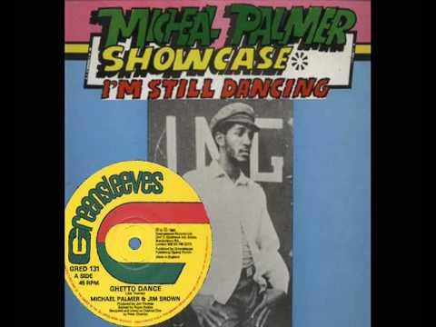 "Michael Palmer & Jim Brown - Ghetto Dance 12"" 1983"