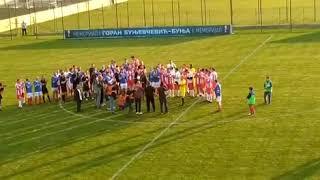 Memorijalni turnir posvećen Goranu Bunjevčeviću zavšen aplauzom koji nije prestajao