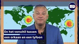 Hoe ontstaat een orkaan?