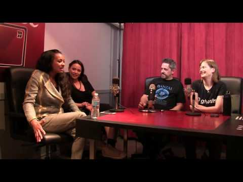 The Mind Reels chats with Dark Matter's Melissa O'Neil & Melanie Liburd Part 1