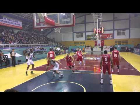 Sakarya büyük şehir Basketbol Kevin Kaspar